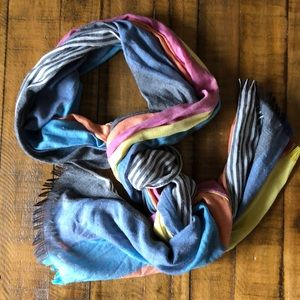 GAP Multicolored Scarf